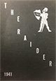 1941 yearbook cover