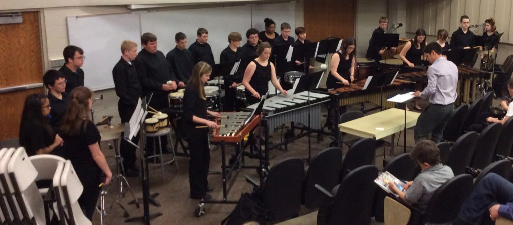 Photo from KSHSAA Regional Solo/Small Ensemble Festival-Contest