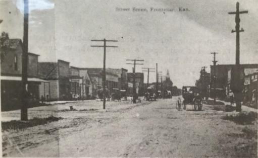 Frontenac Street Scene