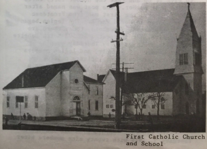 Frontenac Catholic Church and School