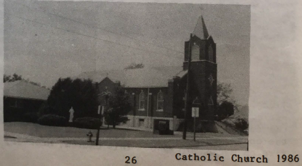 Catholic Church 1986