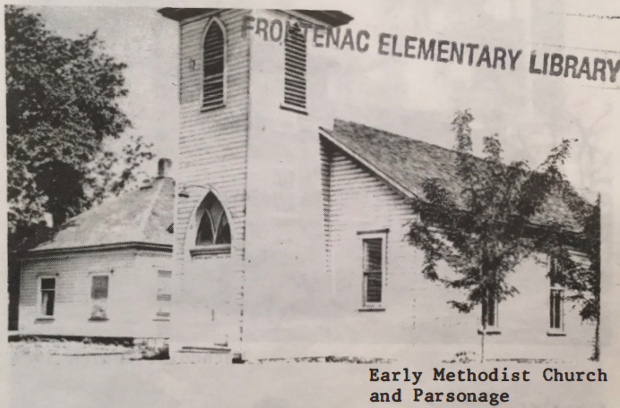 Early Methodist Church and Parsonage