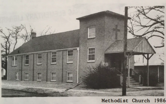 Methodist Church 1986