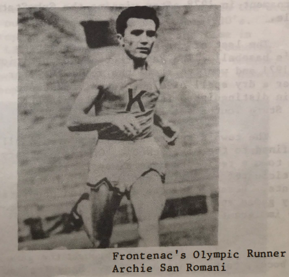Archie San Romani
