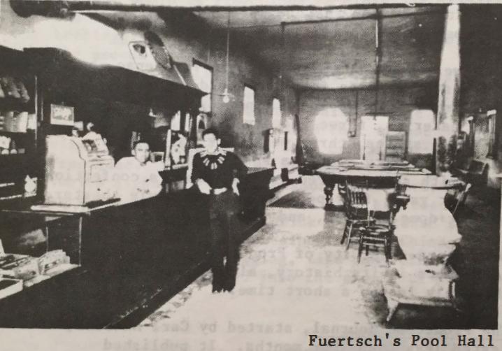 Fuertsch's Pool Hall