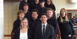 MUSIC STUDENTS BRING HOME 28 MEDALS