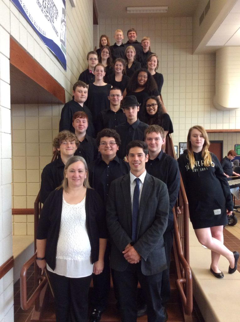 Music Students at State
