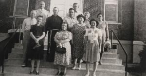 Catholic-Church-Choir-1942